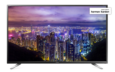 Sharp 102 cm (40inch) SMART TV | Full HD | LED-Backlight | A+